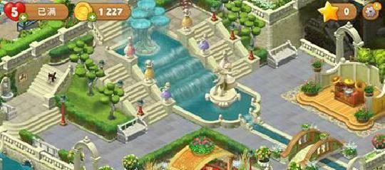 梦幻花园新区域打不开