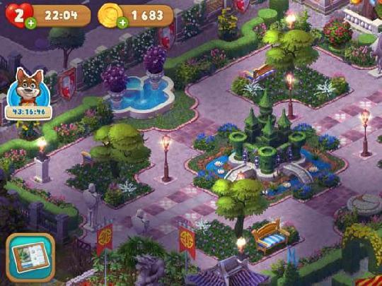梦幻花园加载特别慢分辨率不兼容