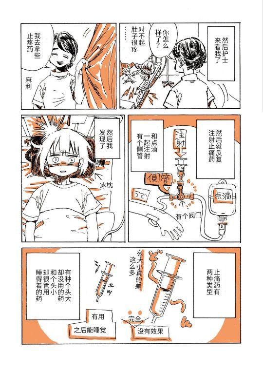 """漫画家可以混得多么惨? """"百合风俗报告""""那位永田卡比,这次直接入院了…… 图片15"""