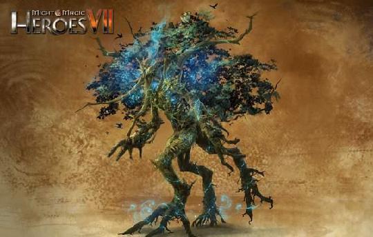王国纪元树精