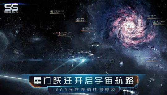 第二银河星际合众国