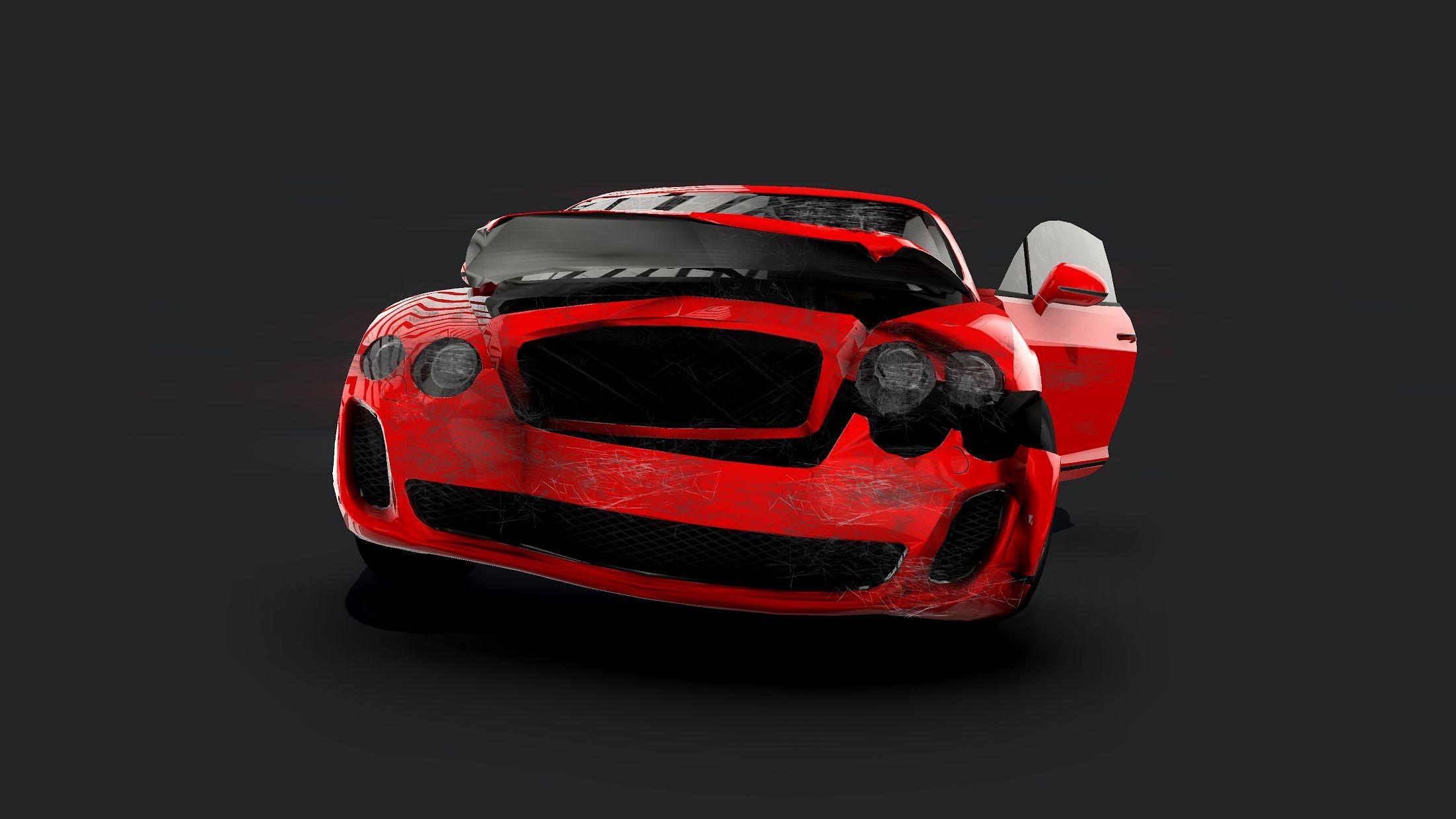WDAMAGE: Car Crash Engine 游戏截图1