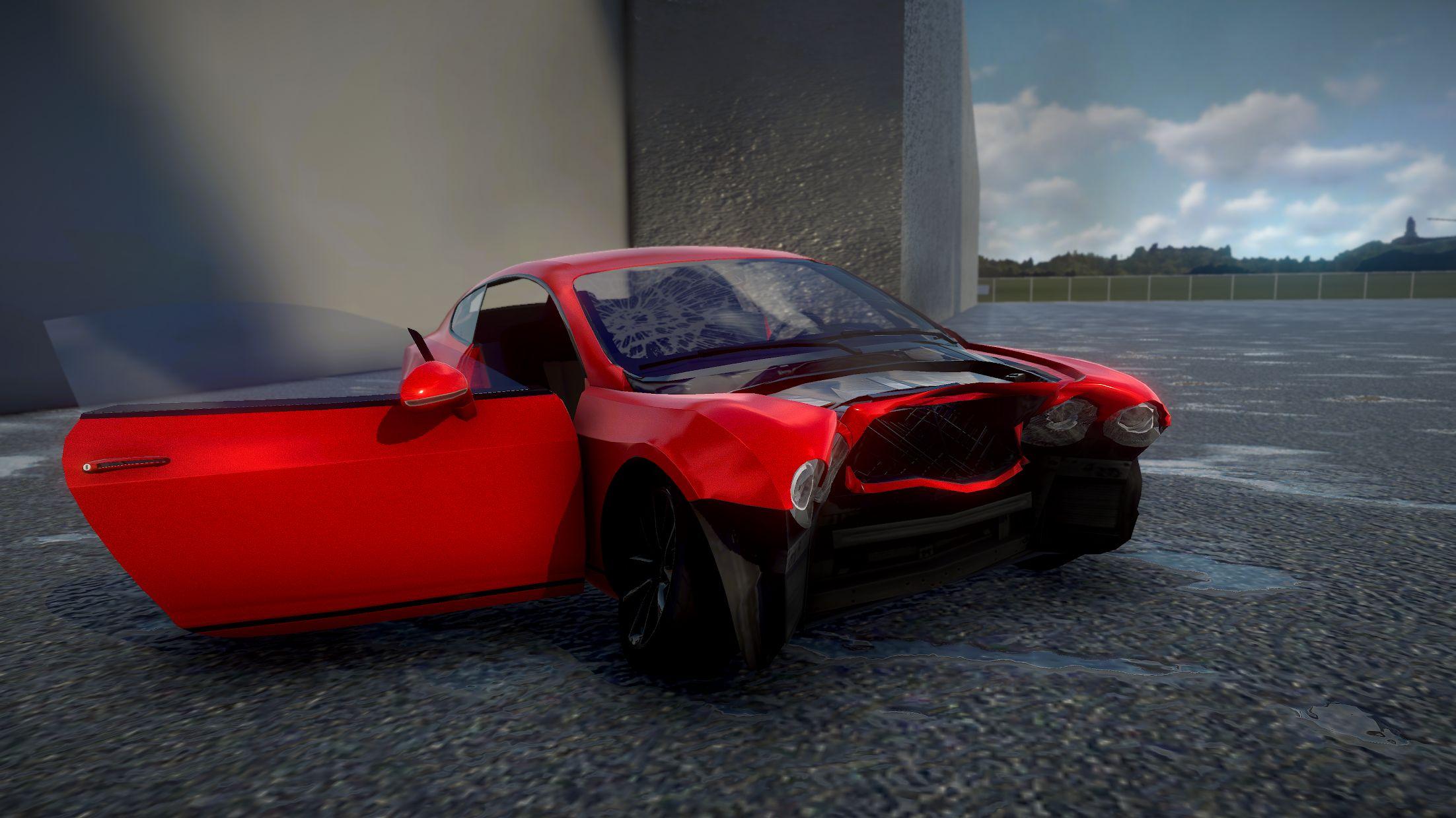 WDAMAGE: Car Crash Engine 游戏截图3