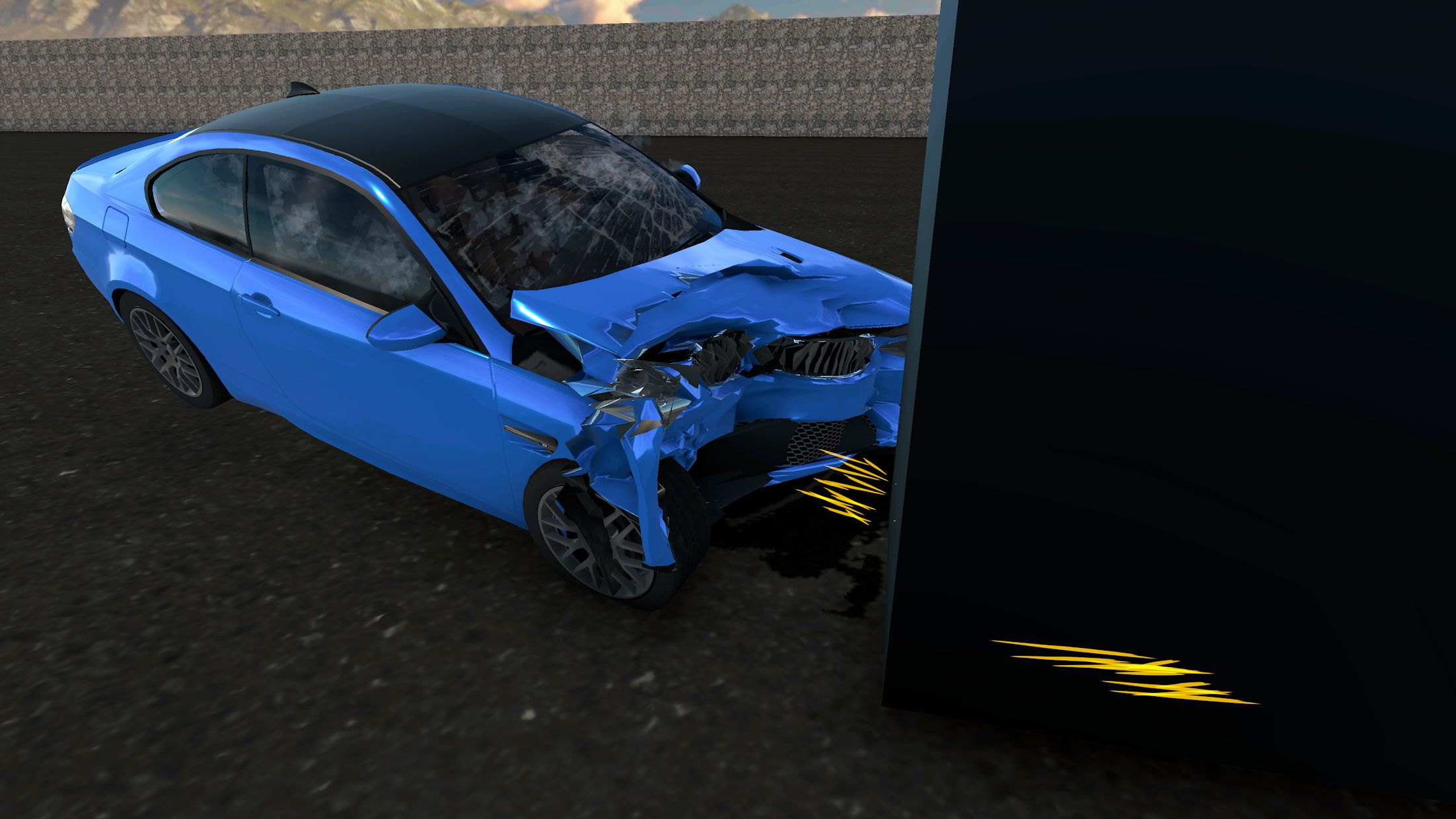 WDAMAGE: Car Crash Engine 游戏截图5