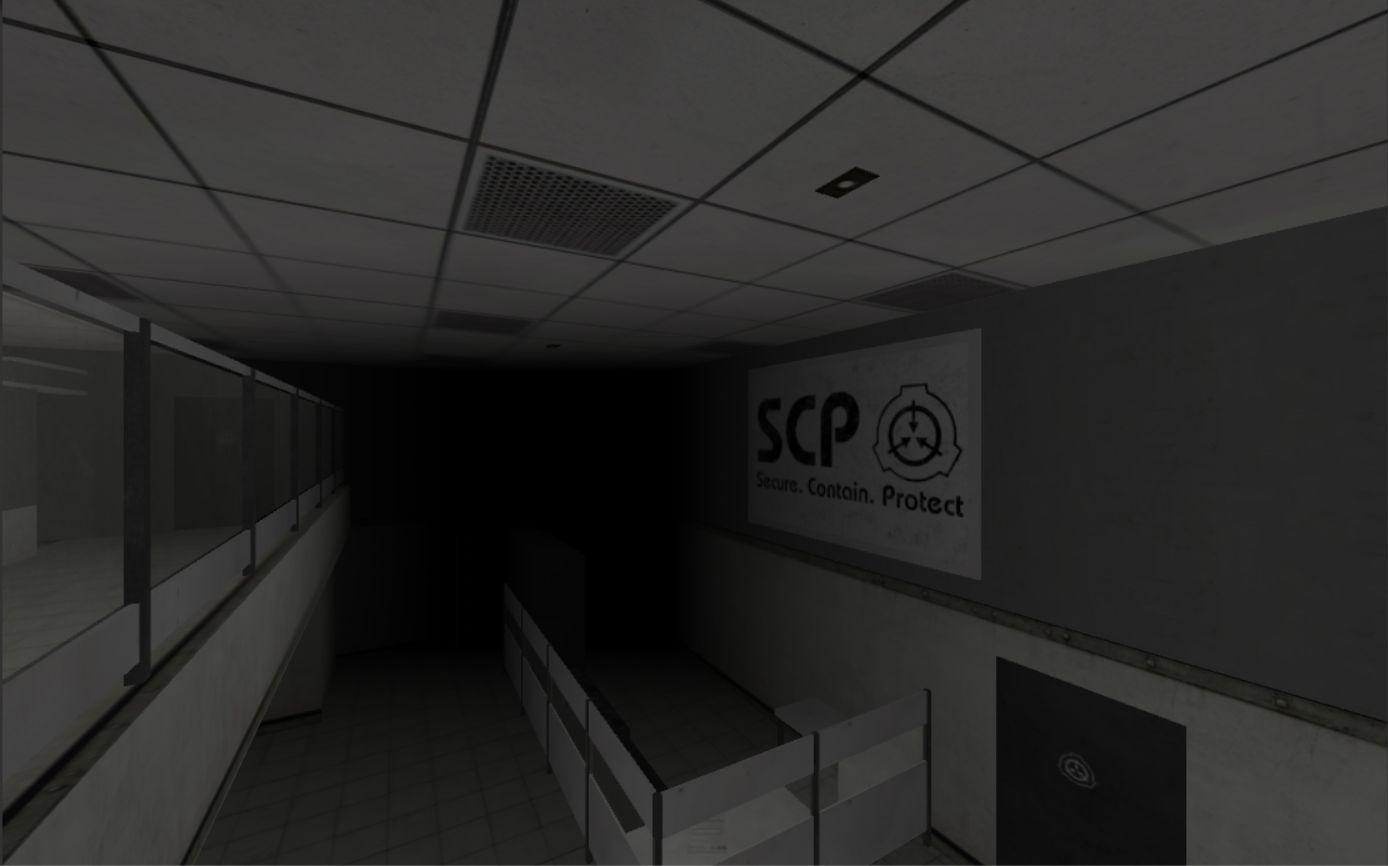 SCP: Chamberz 游戏截图4