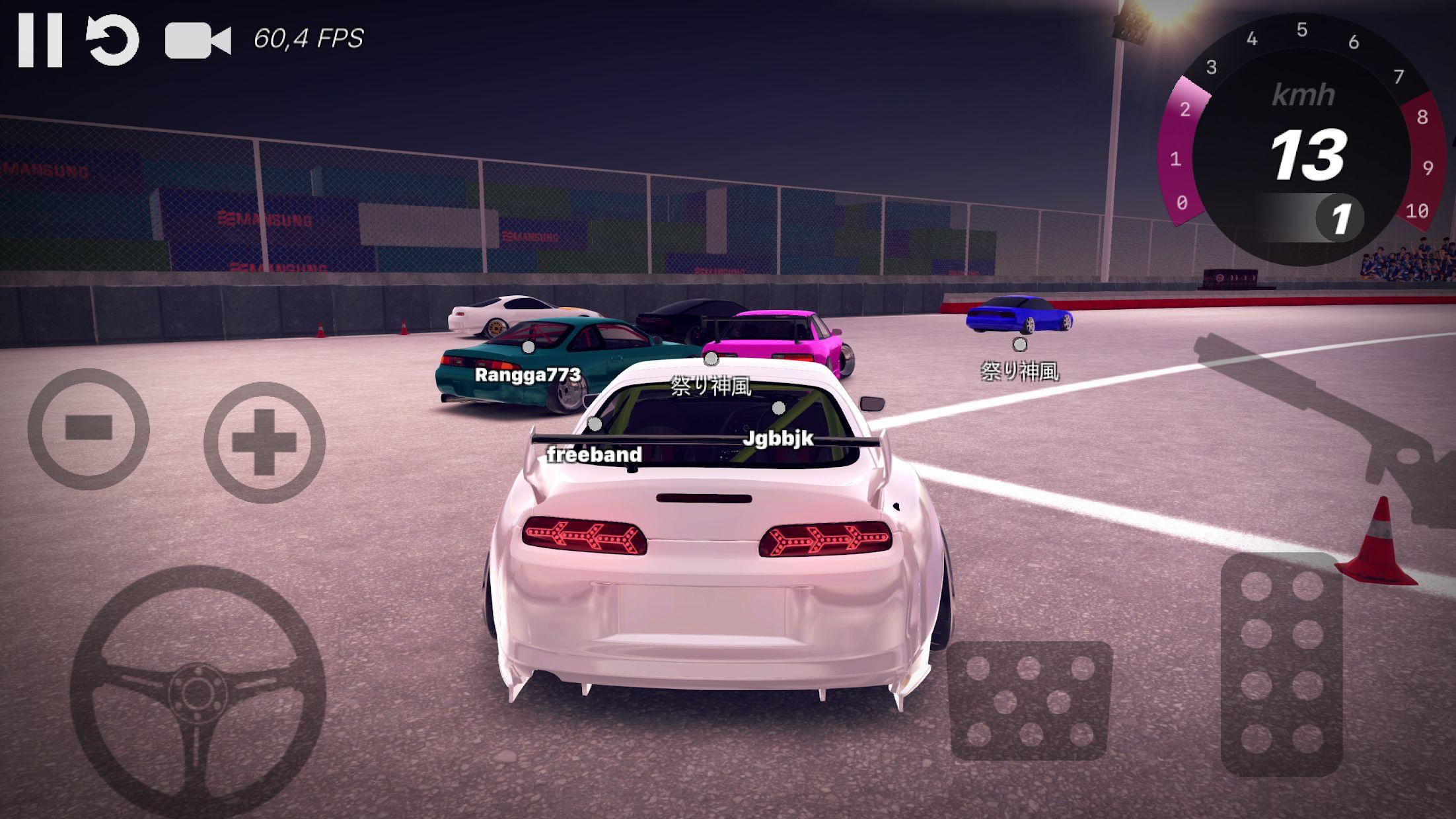 Hashiriya Drifter 游戏截图3