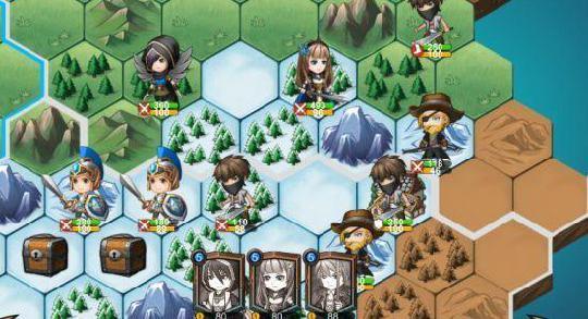 军团战棋人类战役8游戏事件汇总攻略解析