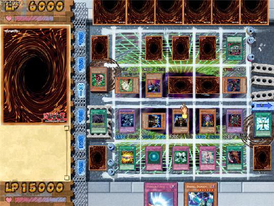 游戏王城之内秒杀卡组