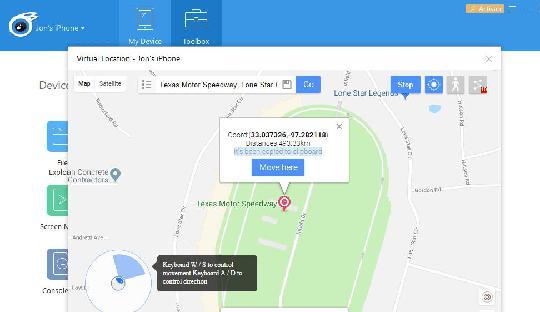 fack location模拟定位失败