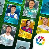 LaLiga Top Cards 2020 - Football Card Battle Game