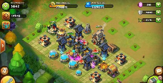 城堡争霸副本攻略
