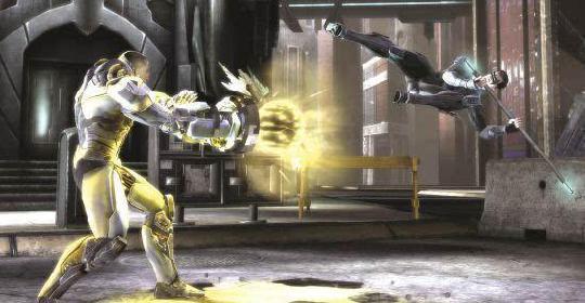 不义联盟2蝙蝠侠被脑控