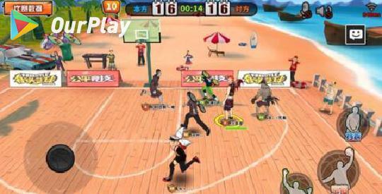 问题解答-街篮手游和街头篮球手游有什么区别