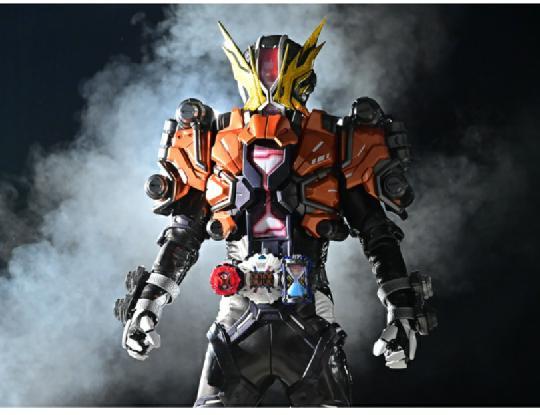 假面骑士zio巅峰游戏 采用经典的日式画风设计