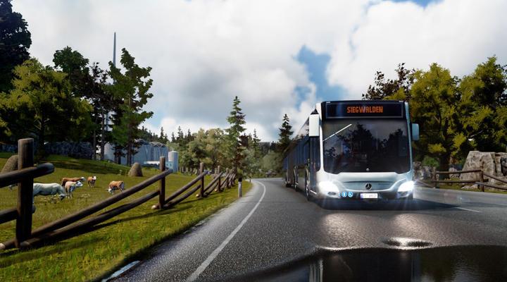 公交车模拟器:我只想安安静静看风景,奈何这届乘客不好带