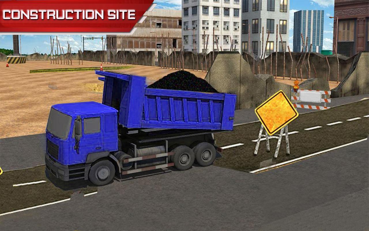 卡车驾驶专家3D 游戏截图2