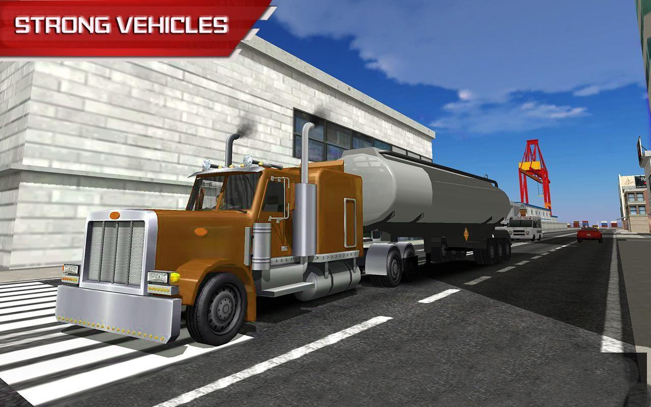 卡车驾驶专家3D 游戏截图3