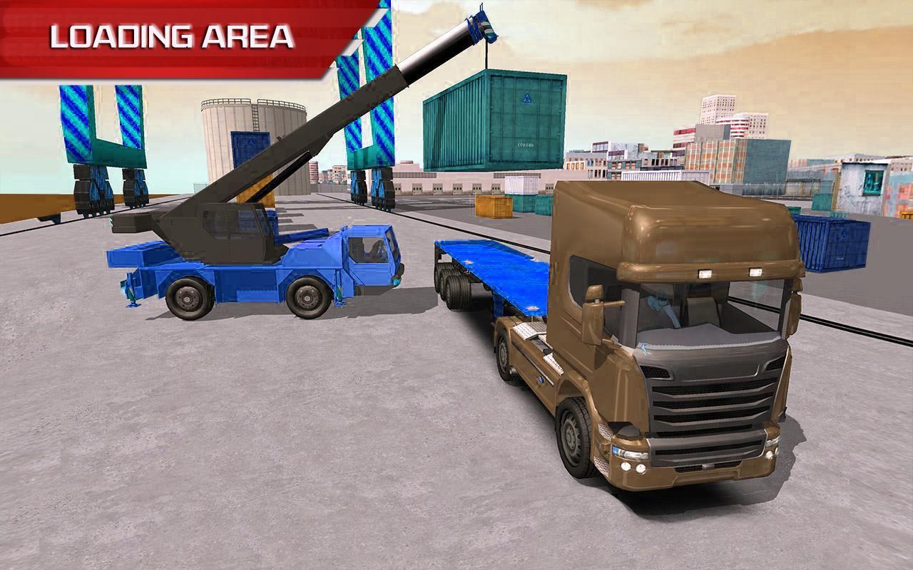 卡车驾驶专家3D 游戏截图4