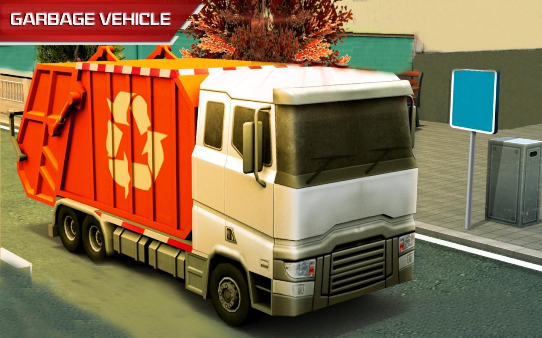 卡车驾驶专家3D 游戏截图5