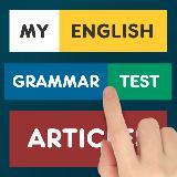 My English Grammar Test: Articles - PRO