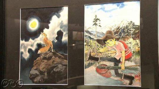 """欧洲的一场拍卖,让日本注意到""""原画""""的珍贵 图片3"""