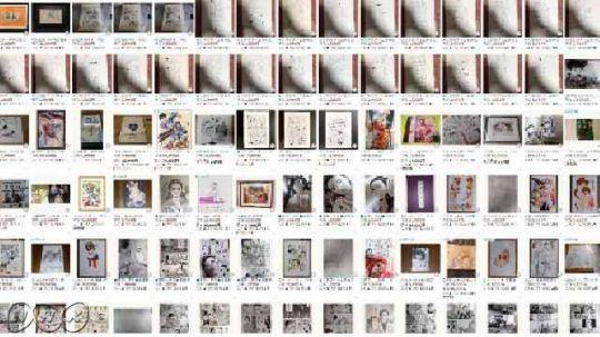 """欧洲的一场拍卖,让日本注意到""""原画""""的珍贵 图片22"""