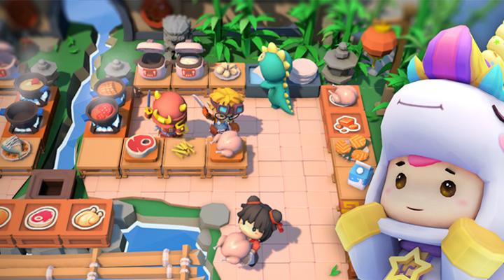 Cooking Battle:兄弟反目神器!请珍惜愿意跟你一起玩这款游戏的朋友