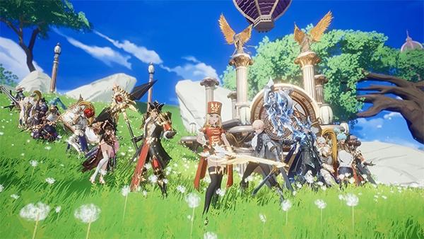 七骑士:革命 游戏截图8