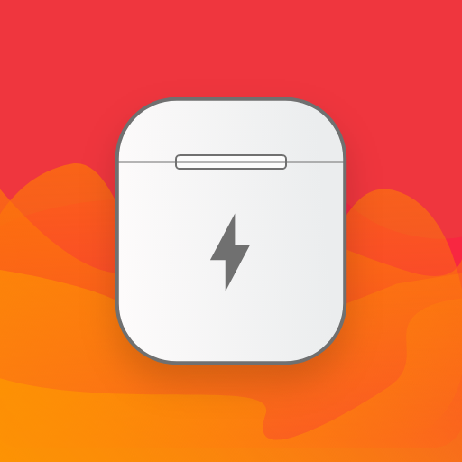MaterialPods (AirPod battery app)