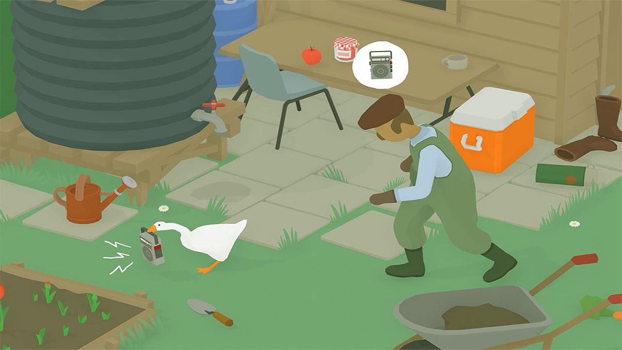 捣蛋鹅(已停运) 游戏截图1