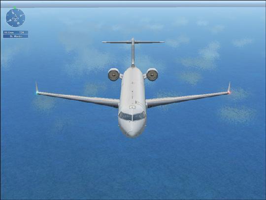 真实模拟飞行rfs怎么玩有丰富的飞机供玩家任意挑选