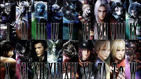 《最终幻想:勇气启示录》续作《幻影战争》,极致还原,情怀满分! 图片1