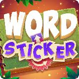Word Stickers: Picture Solving Puzzle Game