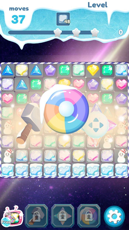Ms.NAOMI's PUZZLE 游戏截图3