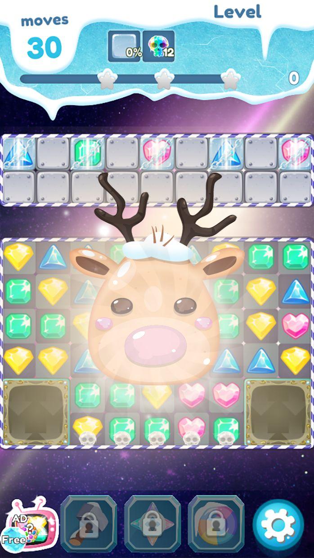 Ms.NAOMI's PUZZLE 游戏截图4