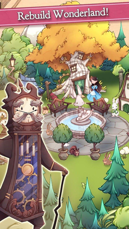 爱丽丝传说 游戏截图4