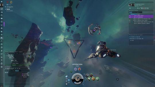 星战前夜:无烬星河,还原EVE宏大设定与酷炫特效的星战游戏 图片2