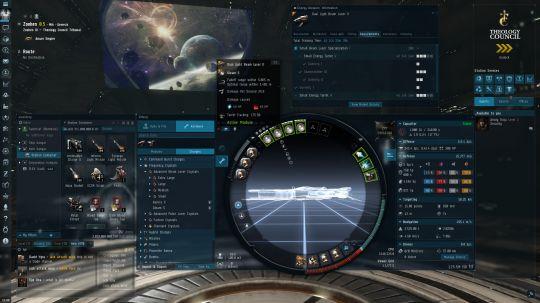 星战前夜:无烬星河,还原EVE宏大设定与酷炫特效的星战游戏 图片4