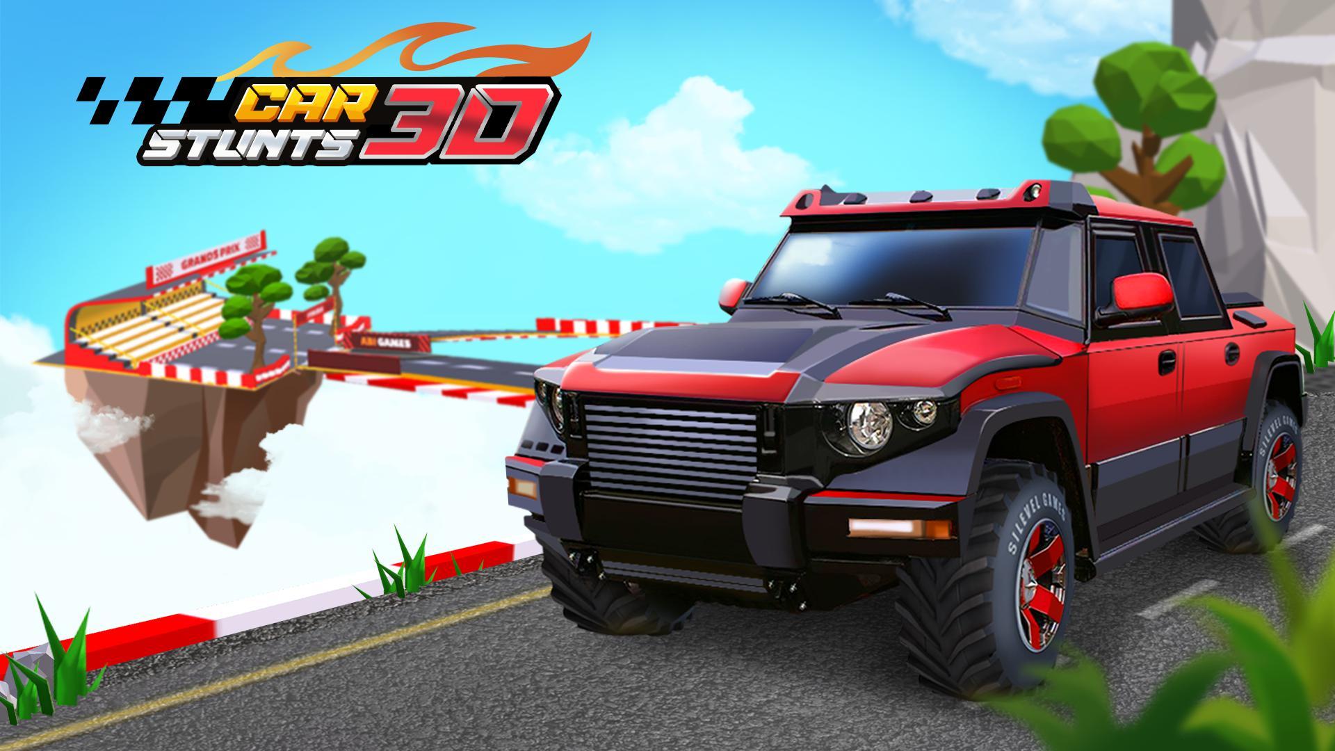 Car Stunts 3D Free - Extreme City GT Racing 游戏截图1