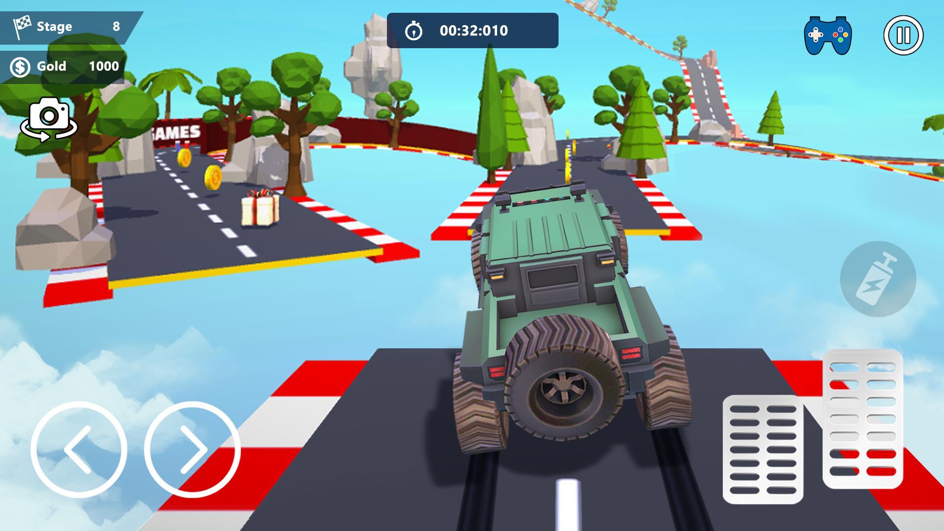 Car Stunts 3D Free - Extreme City GT Racing 游戏截图3