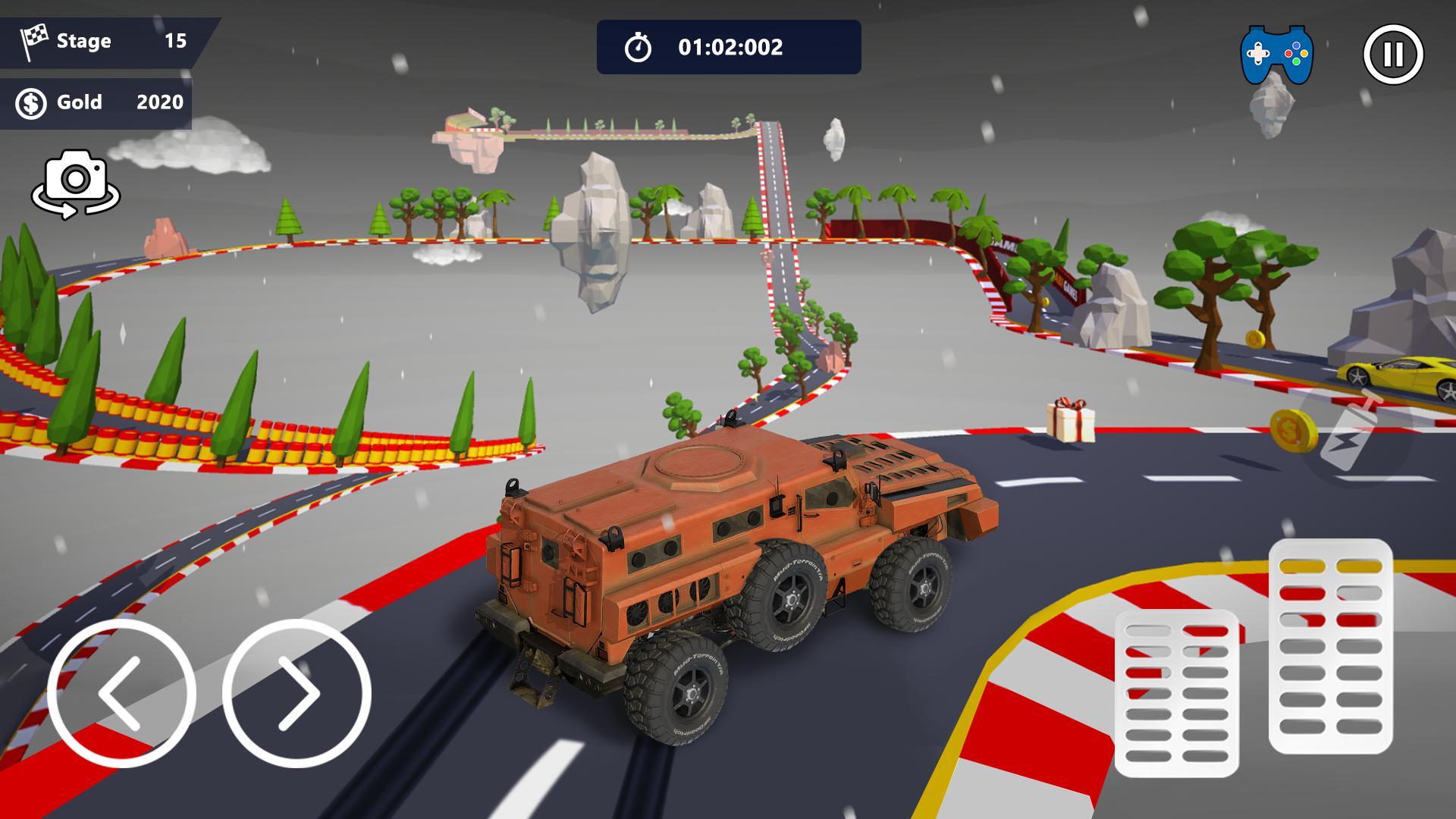 Car Stunts 3D Free - Extreme City GT Racing 游戏截图4