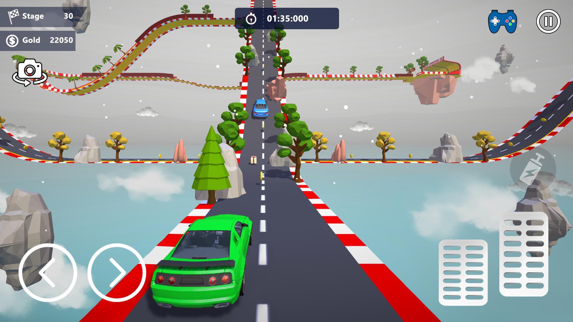 Car Stunts 3D Free - Extreme City GT Racing 游戏截图5