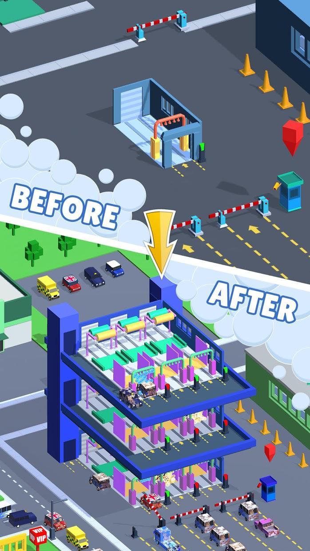Car Wash Empire 游戏截图3