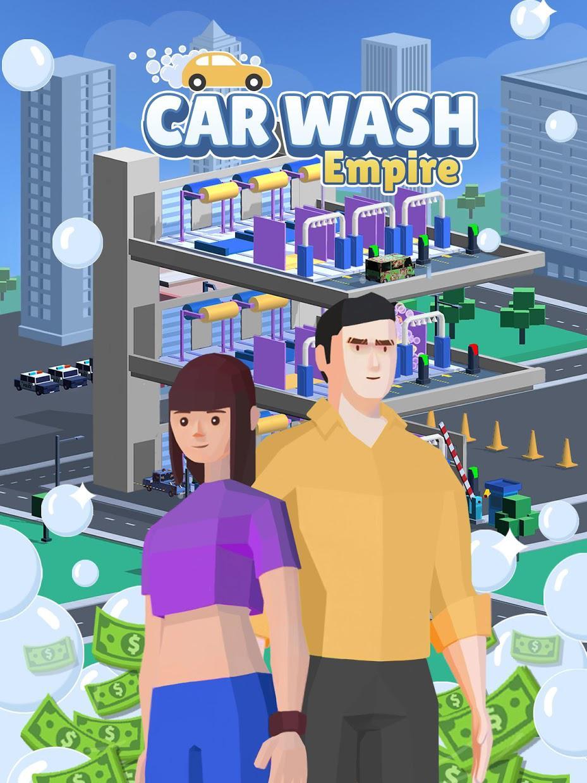 Car Wash Empire 游戏截图4