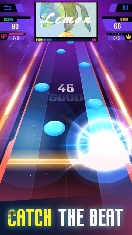 Tap Music 3D 游戏截图4