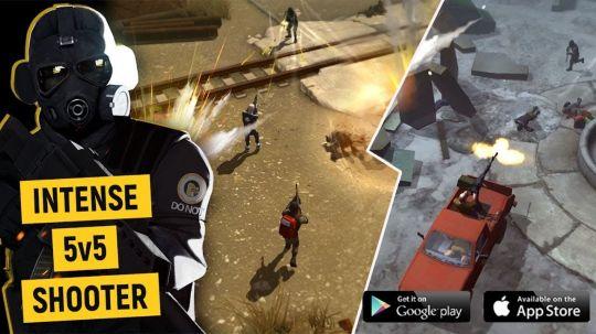 "Tacticool:曾和《使命召唤》一同获得""谷歌最佳对战游戏""的5v5射击游戏 图片1"