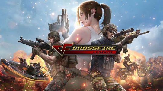 穿越火线手游:完美还原端游品质和玩法,枪战竞技火力全开 图片3
