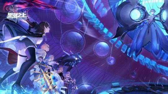 黑潮之上:二次元视听盛宴,Roguelike玩法和多分支剧情引人入胜 图片1