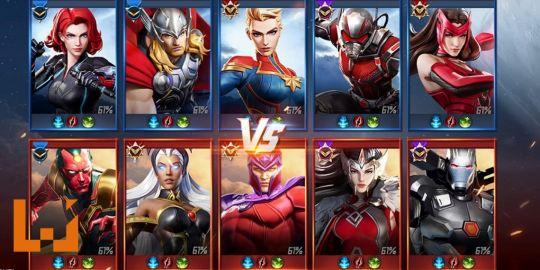 漫威超级战争:开启漫威超级英雄的MOBA大乱斗! 图片3