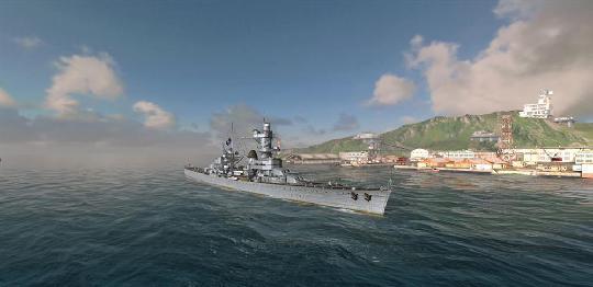 手游战舰世界闪击战巡洋舰哪系厉害呢?玩哪个好?